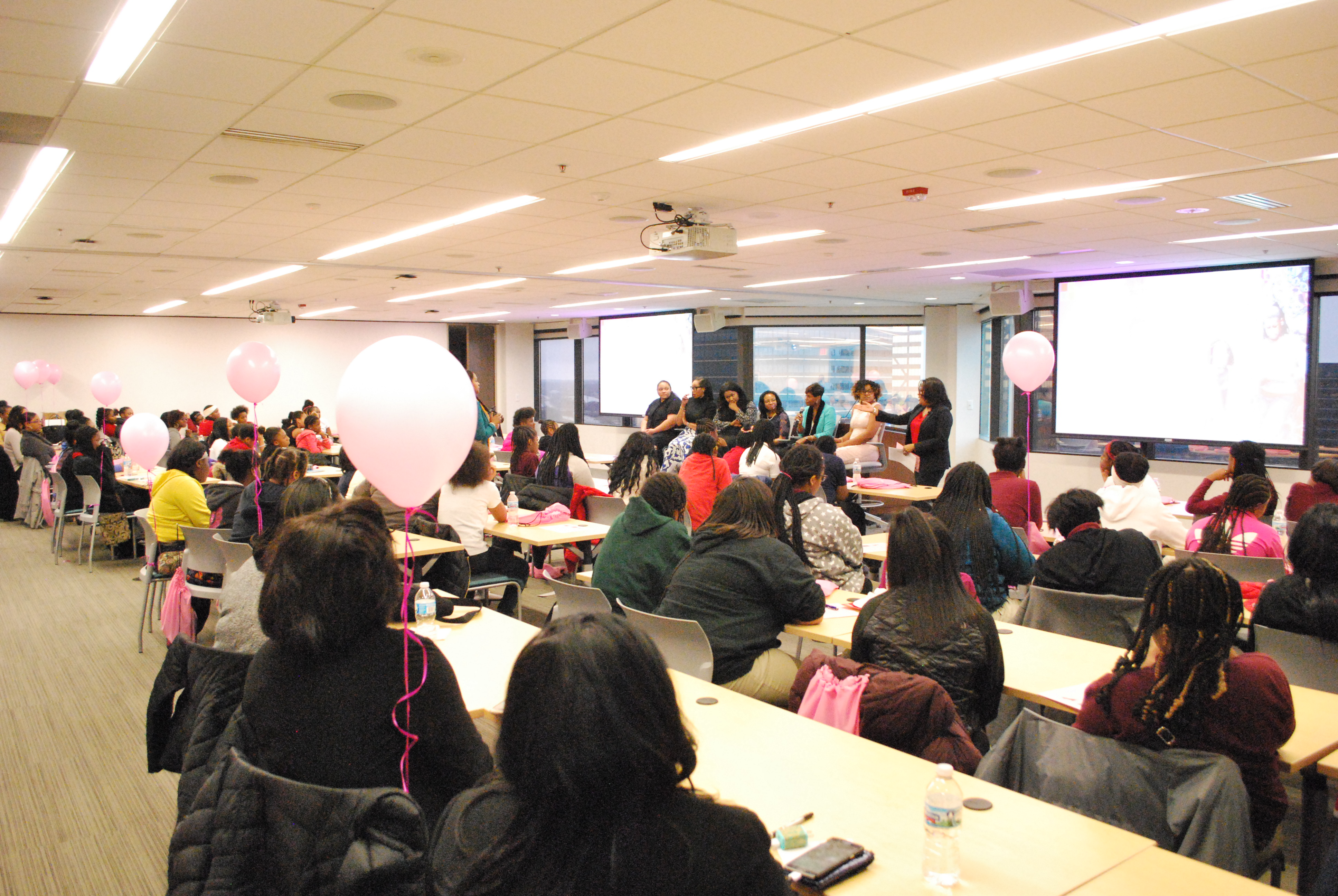 Launch, Learn and Code: Girls Empowered Seminar